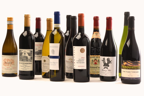 Re-Order Your Favorite Wines at Discounted Prices