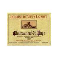 Domaine du Vieux Lazaret Chateauneuf du Pape 2000