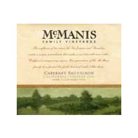 McManis Family Vineyards Cabernet Sauvignon 2001