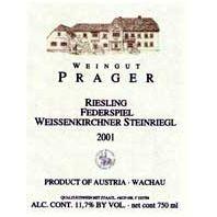 Prager Riesling Federspiel 'Steinriegl' 2000