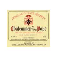 Domaine Chante Perdrix Chateauneuf-du-Pape 1999