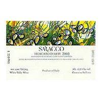 Saracco Moscato d'Asti 2003