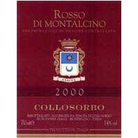 Collosorbo Rosso di Montalcino 2000