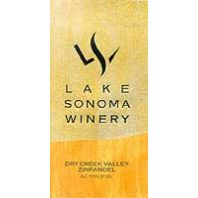 Lake Sonoma Winery Dry Creek Zinfandel 2001