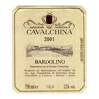 Cavalchina Bardolino 2001