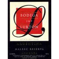 Bodega Lurton Malbec Reserva 2001