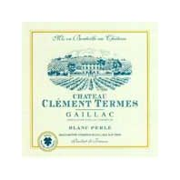 Château Clément Termes Gaillac Perlé 2002