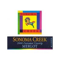 Sonoma Creek Winery Merlot 2000