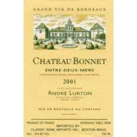Chateau Bonnet Entre-Deux-Mers 2001