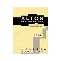 Altos Las Hormigas Mendoza Malbec 2005