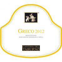 Cantina del Taburno Beneventano Greco 2012