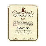 Cavalchina Bardolino 2004