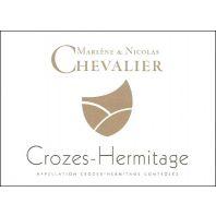 Cave Chevalier Crozes-Hermitage Les Pends Blanc 2010