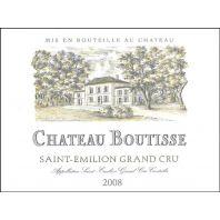 Château Boutisse Saint-Emilion Grand Cru 2008