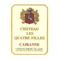 Château les Quatre Filles Cairanne 2005