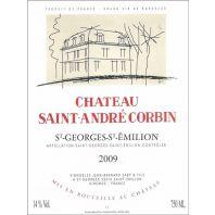 Château Saint-André Corbin St.-Georges St.-Emilion 2009