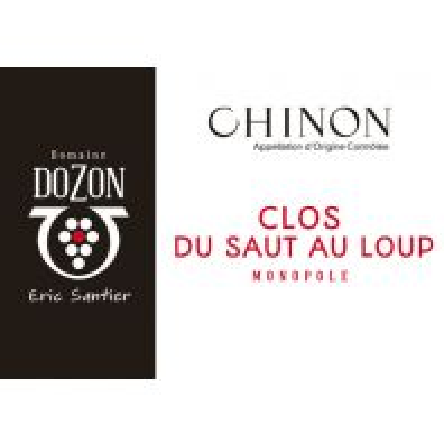 Domaine Dozon Clos du Saut au Loup Chinon 2018