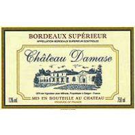 Château Damase Bordeaux Supérieur 2001