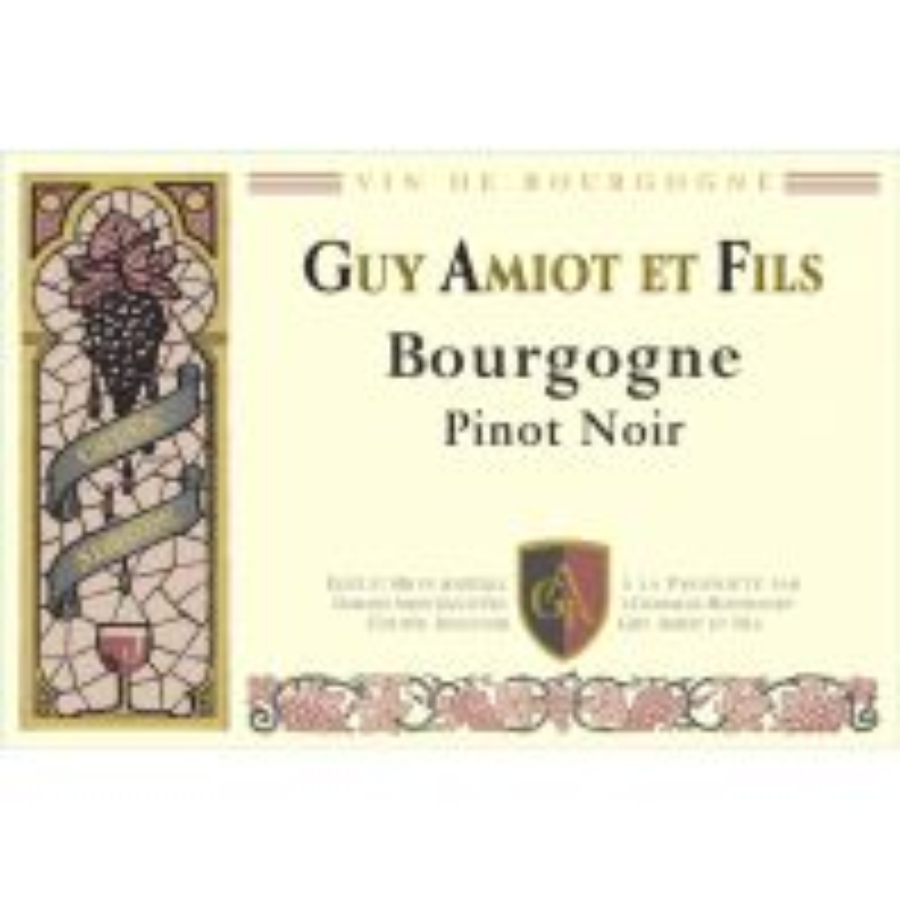 Domaine Guy Amiot et Fils Cuvée Simone Bourgogne Pinot Noir 2018