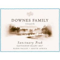 Downes Family Vineyards Sanctuary Peak Elgin Valley Sauvignon Blanc 2017