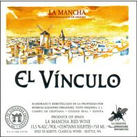 Bodegas Alejandro Fernandez El Vinculo La Mancha 2005