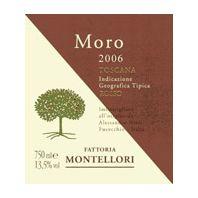 Fattoria Montellori Moro 2006