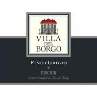 Forchir Villa del Borgo Pinot Grigio Friuli 2010