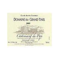 Domaine du Grand Tinel Cuvée Alexis Establet Châteauneuf-du-Pape 2005