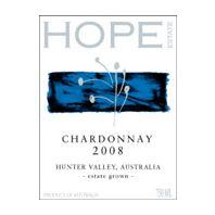 Hope Estate Hunter Valley Chardonnay 2008