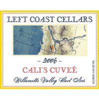 Left Coast Cellars Cali's Cuvée Willamette Valley Pinot Noir 2006