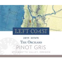 Left Coast Cellars The Orchard Willamette Valley Estate Pinot Gris 2019