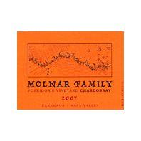 Molnar Family Poseidon's Vineyard Carneros Chardonnay 2007