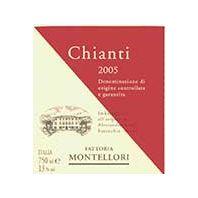 Fattoria Montellori Chianti 2005