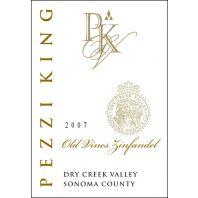 Pezzi King Old Vines Dry Creek Valley Zinfandel 2007
