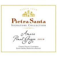 Pietra Santa Signature Collection Amore Pinot Grigio 2010