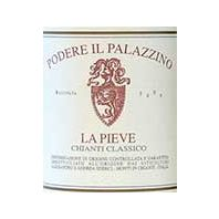 Podere Il PalazzinoLa Pieve Chianti Classico 2004