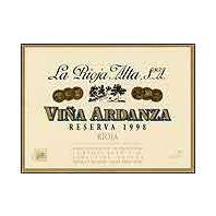 La Rioja Alta Vina Ardanza Reserva 1998