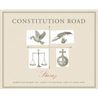Robertson Number One Constitution Road Shiraz 2015
