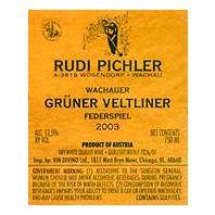 Rudi Pichler Gruner Veltliner Federspiel 2003