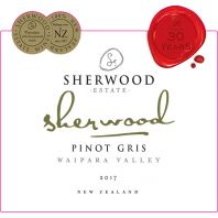 Sherwood Estate Waipara Valley Pinot Gris 2017