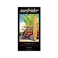 Surfrider Malibu Newton Canyon Red 2004