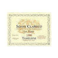 Tamellini Le Bine Soave Classico - 2001