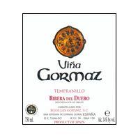 Bodegas Gormaz Viña Gormaz Ribera del Duero 2009