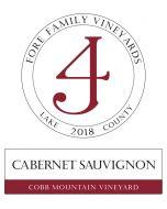 Fore Family Cobb Mountain Vineyard Cabernet Sauvignon 2018