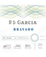 P.S. Garcia Bravado Itata Valley Old Vine Red Blend 2018