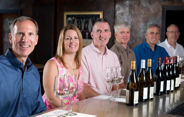 International Wine of the Month Club Tasting Panel