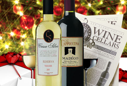 Christmas Wine Club Gifts For The Holidays Wine Of The Month Club